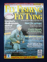 Fly Fishing and Fly tying - Feb 2004 - London's chalkstream revival
