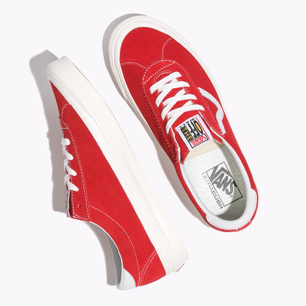 Vans Anaheim estilo 73 DX Tenis Zapatos Originales Rojo VN 0 A 3 wlqvtm nosotros tamaño 4-13