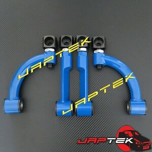 Adjustable-Front-Upper-Camber-Arms-For-Nissan-Skyline-Stagea-R33-R34-C34-260RS