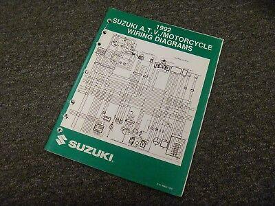 1992 suzuki s40 wiring diagram 1992 suzuki savage intruder motorcycle electrical wiring diagram  1992 suzuki savage intruder motorcycle