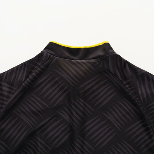 New Men/'s Cycling Short Sleeve Bicycle Jerseys Long Zipper Shirt Maillots Ropa