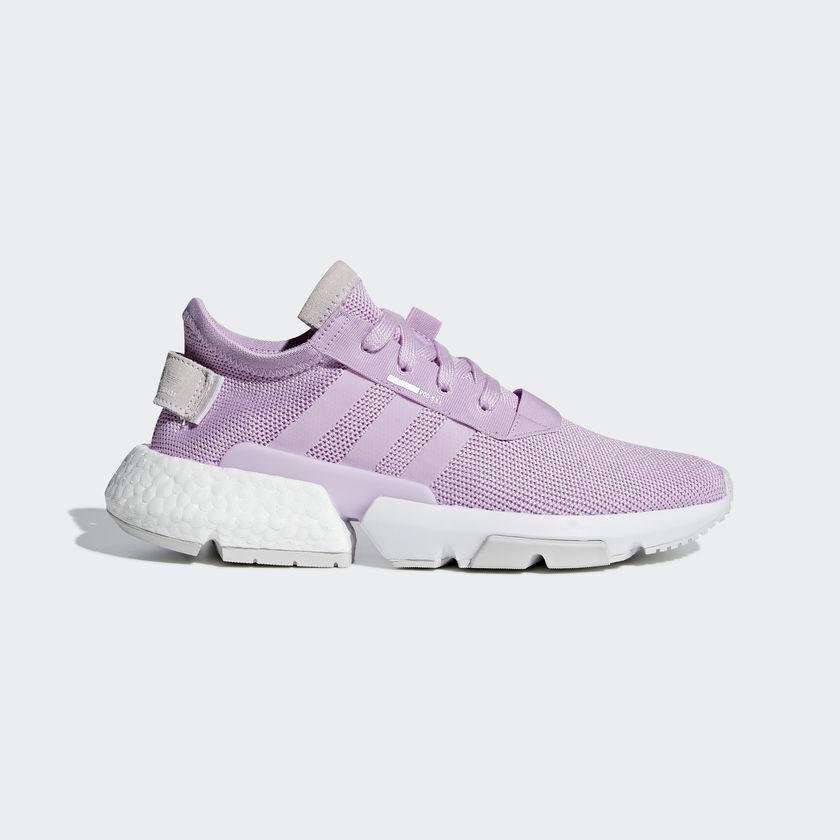 New Adidas Original WomensPOD-S3.1 purpleC   WHITE B37469 US W 5 - 8 TAKSE