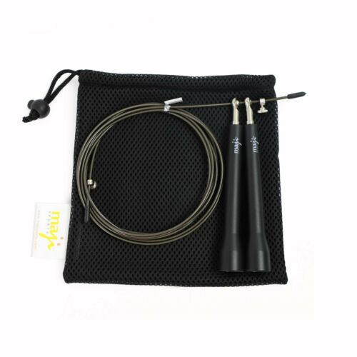High Speed Jump Rope with PP handles