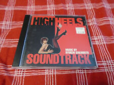 High Heels Soundtrack JAPAN CD  RARE