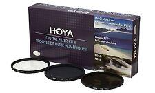 Hoya 52 mm Filter Kit II Digital for Lens EXPRESS DELIVERY