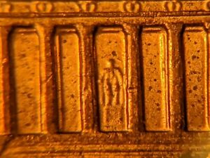 2001 Double Die Reverse Lincoln Memorial Cent Extremely RARE