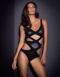 bagno Taglia Costume 3 Mazzy Look da Wet Monokini Provocateur Nero New Agent Ap 5t10wqz