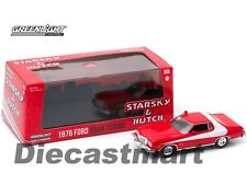 GREENLIGHT 86442 1:43 1976 FORD GRAN TORINO STARSKY & HUTCH TV SHOW DIECAST CAR