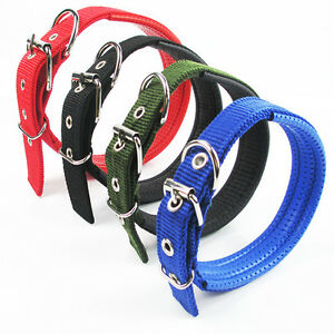 1Pc Comfortable Pet Cat Dog Puppy Adjustable Safety Buckle Neck Strap Collar