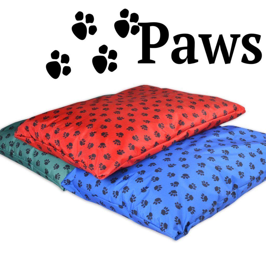 Paws –. cane letto Cuscini. commercio all'ingrosso OFFERTA Disponibile in Medio e Grande