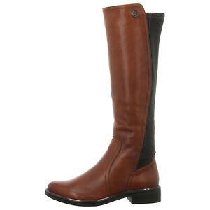 Details zu CAPRICE Schuhe Stiefel 9 9 25509 23303 cognac nappa (braun) NEU