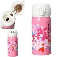 Starbucks thermos vaccum bottle Stainless tumbler Japan limited sakura mug
