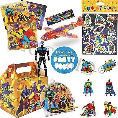 NEW AVENGER//SUPER HERO BADGES ~PARTY BAG FILLERS//GIFTS//PRIZES~ 9 PACK
