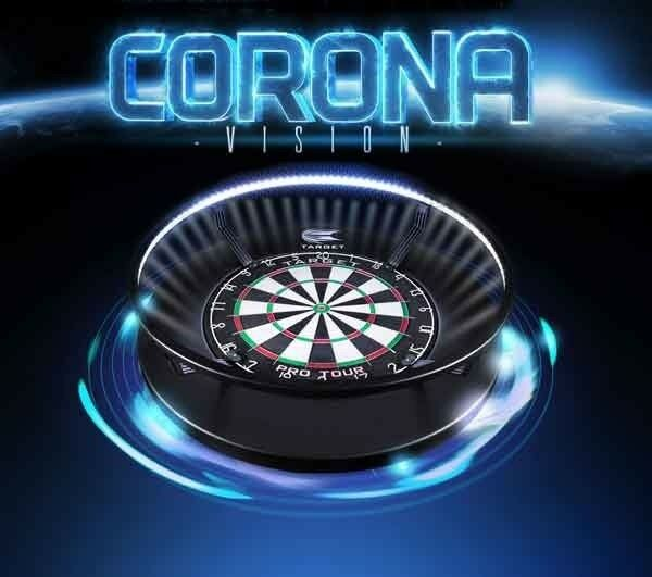Cgoldna Vision Latest Dartboard Lighting System From Target 360 Vision No Shadows