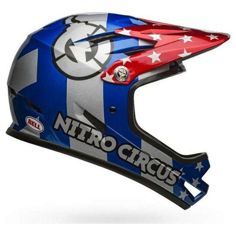 Bell Sanction Nitro Circus Helmet