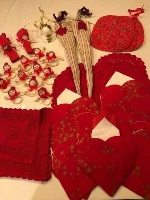 Julepynt-/ting diverse
