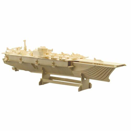 PEBARO Holzbausatz Flugzeugträger