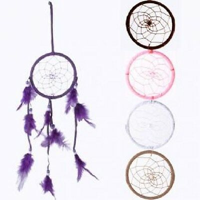 11CM DREAMCATCHER IN VARIOUS COLOURS BRAND NEW