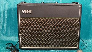 Slash recorded JMI VoX AC15 AC30 1963 1964 vintage guitar amp amplifier combo