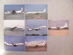 WAP-37-43-LOCKHEED-VICKERS-BOEING-DOUGLAS-FOKKER-AIR-PLANE-PHOTO-POSTCARD