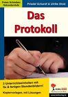Das Protokoll 6 fertige Stundenbilder von Ulrike Stolz und Friedel Schardt (2011, Taschenbuch)