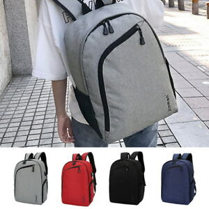 Portable-Mens-USB-Canvas-Backpack-Teenagers-College-Students-Schoolbag-Backpack