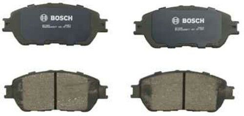 Disc Brake Pad Set-Quietcast Ceramic Pads Front Bosch BC906