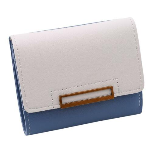 Fashion Women Wallet Girls Change Clasp Purse Money Coin Card Holders Bag T