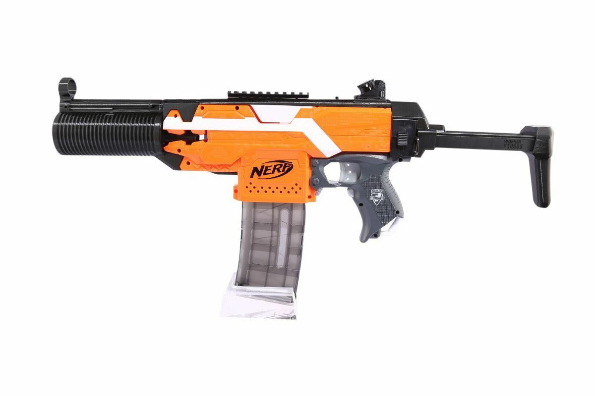 Worker F10555 Mod Kit No.114-SD for Nerf Stryfe
