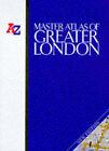 A. to Z. Master Atlas of Greater London by Geographers' A-Z Map Company (Hardback, 1967)
