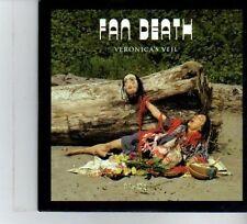 (DW325) Fan Death, Veronica's Veil - 2010 DJ CD