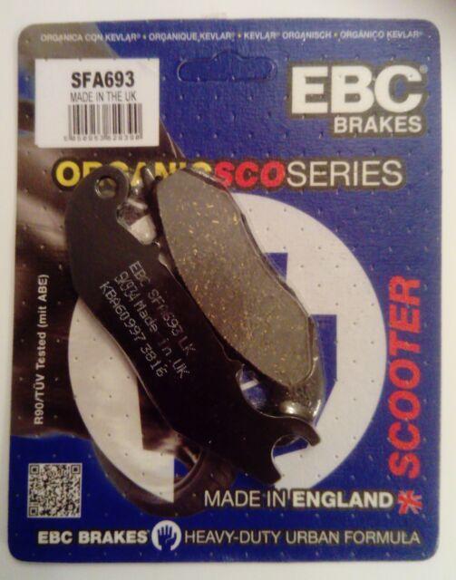 EBC Brakes SFA257 Standard Scooter Brake Pad