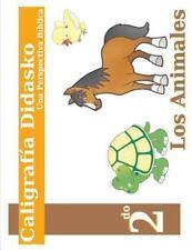 Caligrafia Didasko - Los Animales No. 2 by Celvia De Oleo (2014, Paperback)