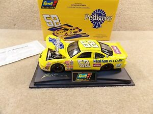 New-1996-Revell-Collection-1-24-Diecast-NASCAR-Jack-Sprague-Pedigree-Pontiac-52
