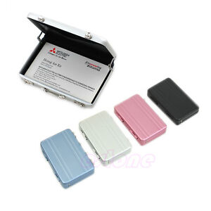 MINI Cute Password Briefcase Business Cardcase Bank Card