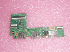 Dell Inspiron 11 3168 USB //Audio Port IO Circuit Board+Cable 3CNK2 MH4F6 HIAA 2