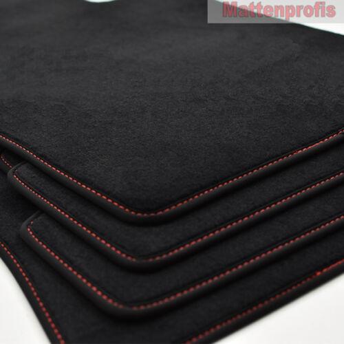 Premium Velour Fußmatten passend für BMW Mini F56 3-Türig ab Bj.12//2013 NR
