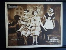 1925 MADAME SANS JANE - 1ST FAY WRAY LOBBY CARD ? TRANS GAY - SILENT - HAL ROACH