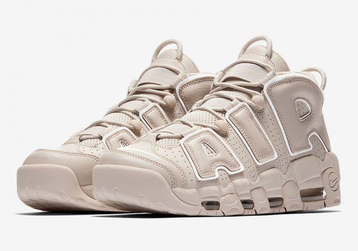 Nike Air More Uptempo 96 size 11.5 Light Bone White 921948-001. Scottie Pippen