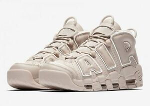 901a286e92b4 Nike Air More Uptempo 96 size 12.5 Light Bone White 921948-001 ...