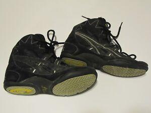 Asics Split Sole Wrestling Shoes Black