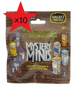 Terraria-Mystery-Mini-Figures-Blind-Bags-10-x-Bags-Supplied