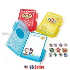 Yo-kai Yokai Watch Memo Pad with Ballpoint Pen Set Free Sticker : 1pc (Random)