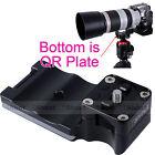 Stand Base per Canon EF 100-400mm f/4.5-5.6L IS II USM Obiettivo Anello Attacco