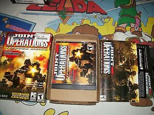 Joint-Operations-Typhoon-Rising-Complete-in-Box-PC-game