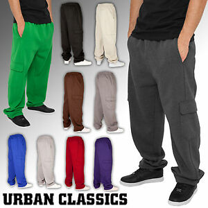 urban classics herren cargo sweatpant jogginghose alle ebay. Black Bedroom Furniture Sets. Home Design Ideas