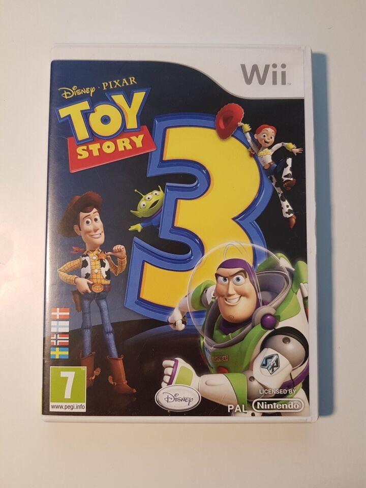 Toy Story 3, Nintendo Wii