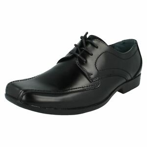 scarpa Mens nera pelle in Ralston Puppies Una Hush stringata Easton di qrxcqtaFn