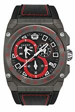 Savoy Icon Extreme Chrono 45mm Swiss made Mens Watch