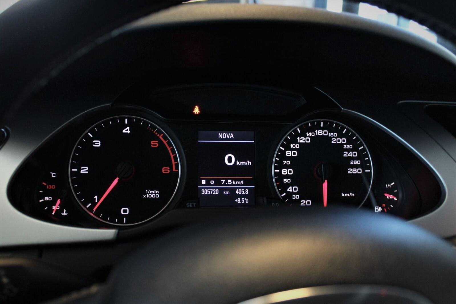 Audi A4 2,0 TDi 143 - billede 9